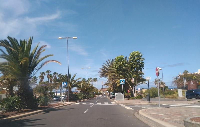 palm mar tenerife como llegar