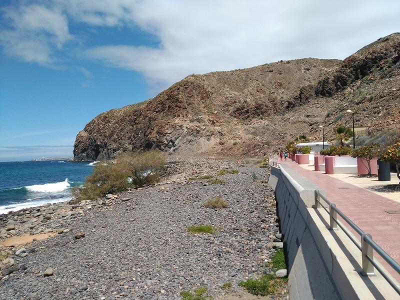 playa la arenita tenerife sur